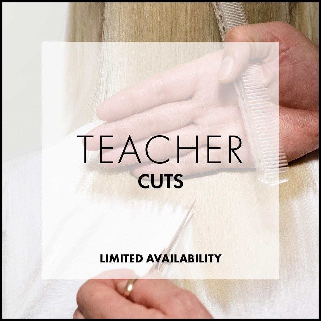TEACHER CUT SERVICE