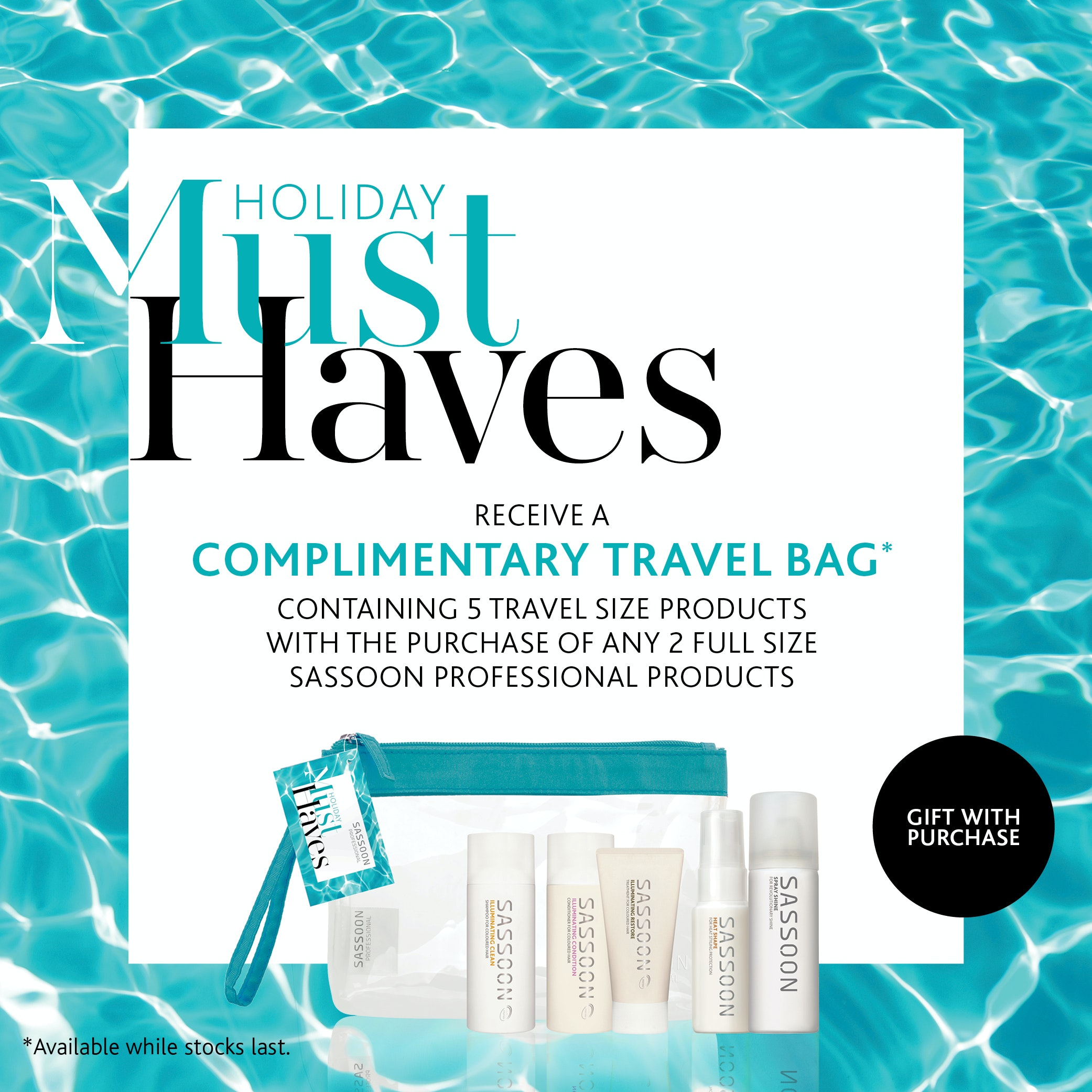 Travel Kit GWP