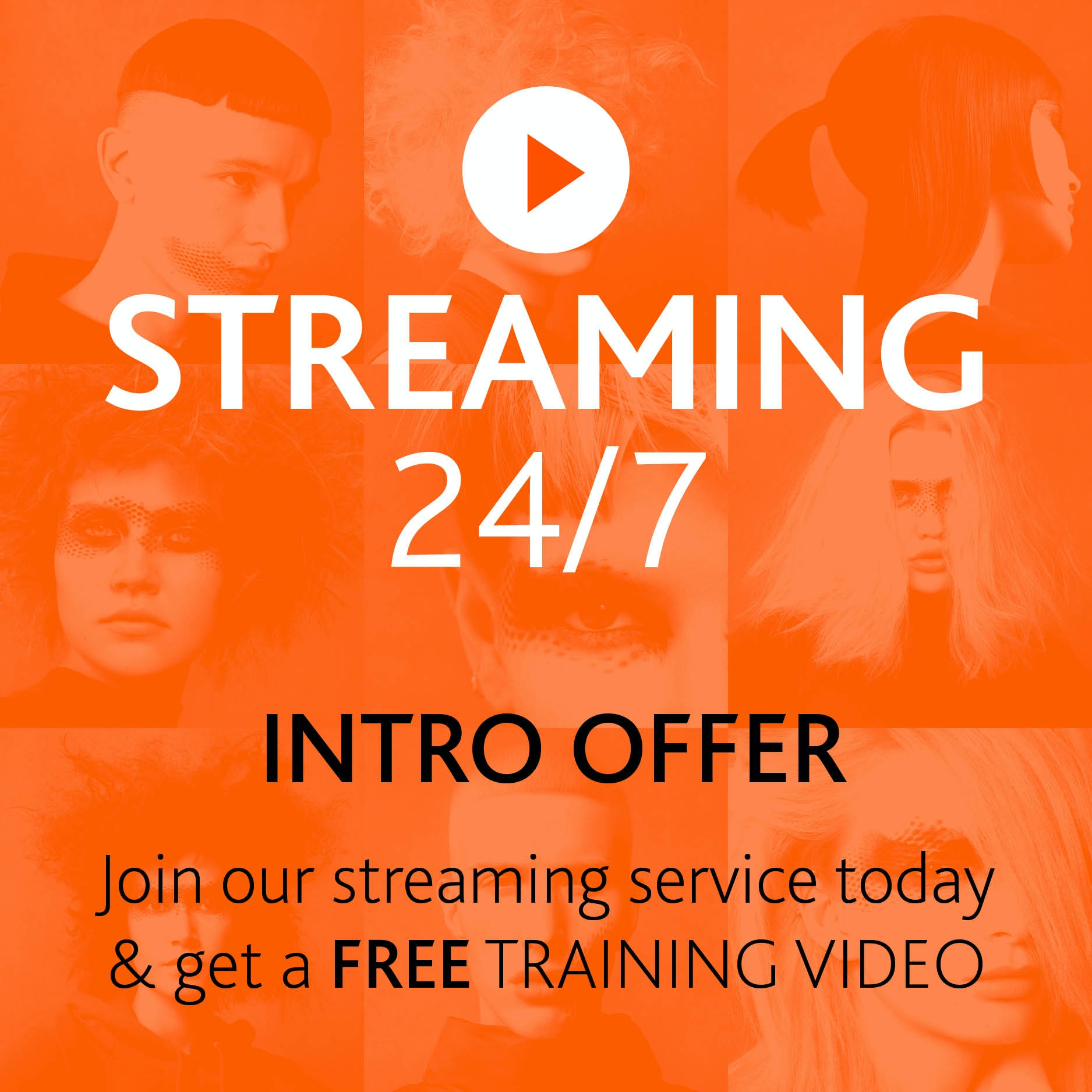 STREAMING 24/7
