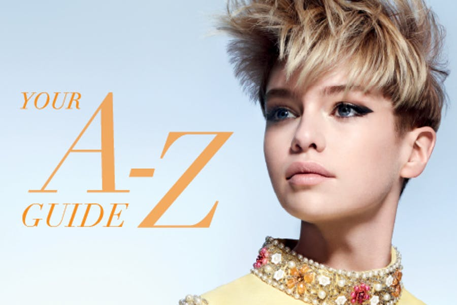 Your A-Z Guide to the Perfect Summer Hair with Sassoon Salon