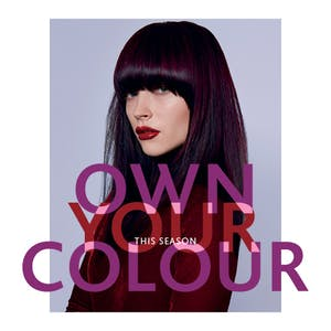 OWN YOUR COLOUR