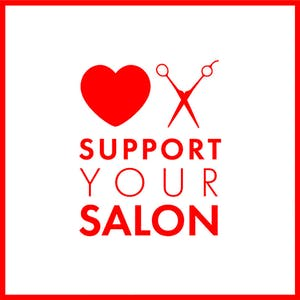 SUPPORT YOUR SALON