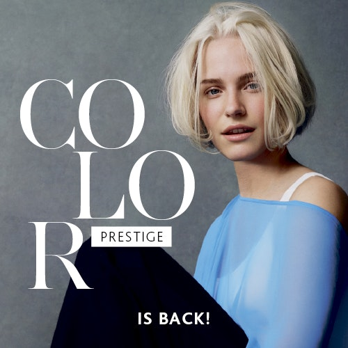 Color Prestige | IS BACK