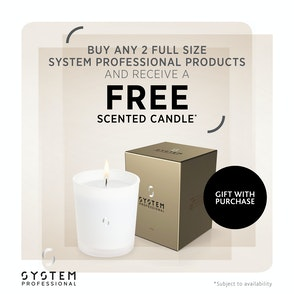 Christmas Candle GWP