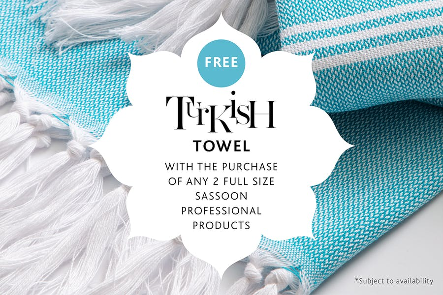 Turkish Towel GWP