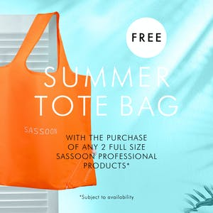 FREE SUMMER TOTE BAG