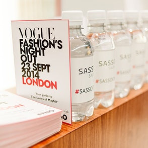Vogue Fashion's Night Out | 23rd September 2014