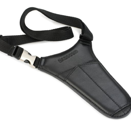 Leather Scissor Holster — $46.00