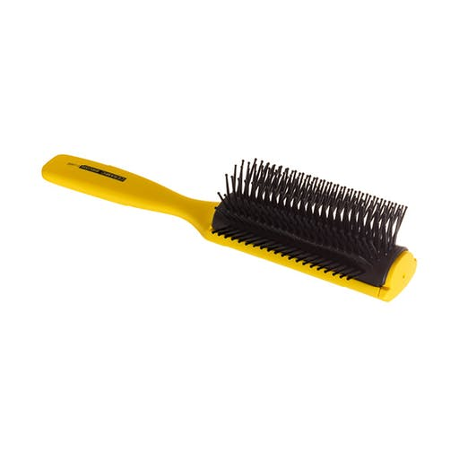Vess 9 Row Ceramic Brush | Yellow — £24.00