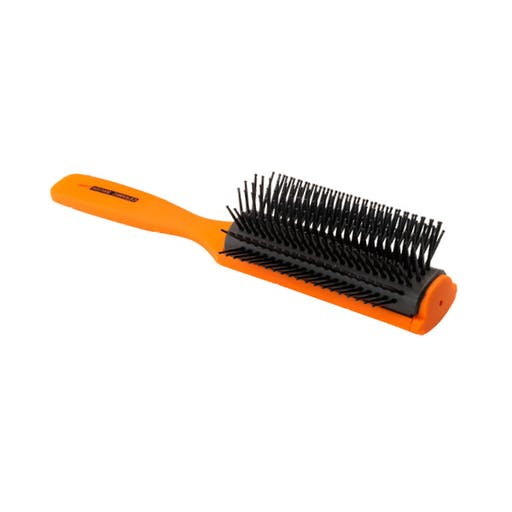 Vess 9 Row Ceramic Brush | Orange — OUT OF STOCK