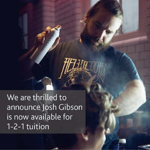 1-ON-1 BARBERING WITH JOSH GIBSON