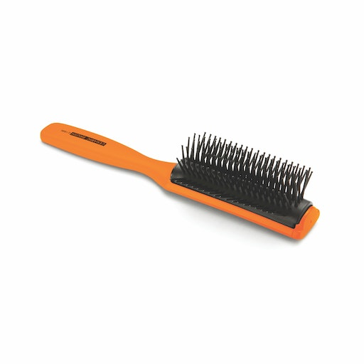Vess 7 Row Ceramic Brush | Orange — £19.50