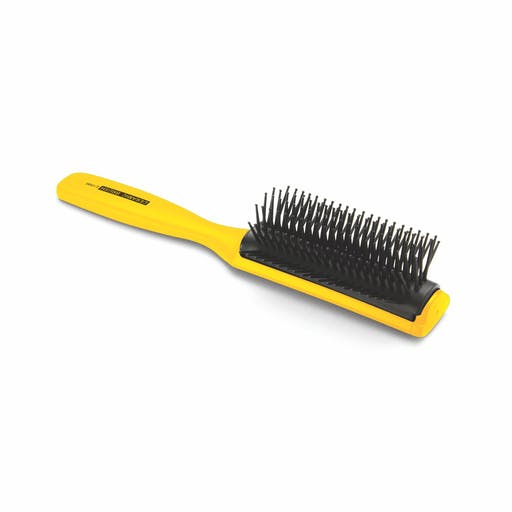 Vess 7 Row Ceramic Brush   Yellow — OUT OF STOCK