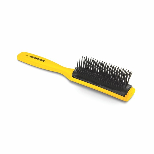 Vess 7 Row Ceramic Brush | Yellow — £21.00