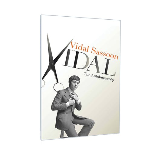 Vidal Sassoon the autobiography — £8.99