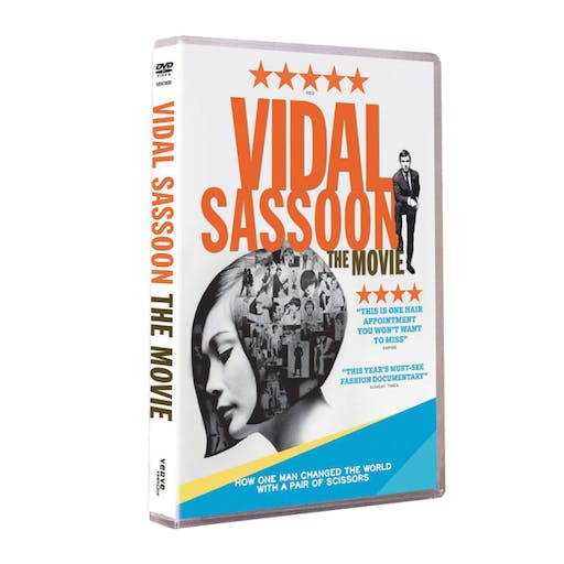 Vidal Sassoon the Movie — £8.99