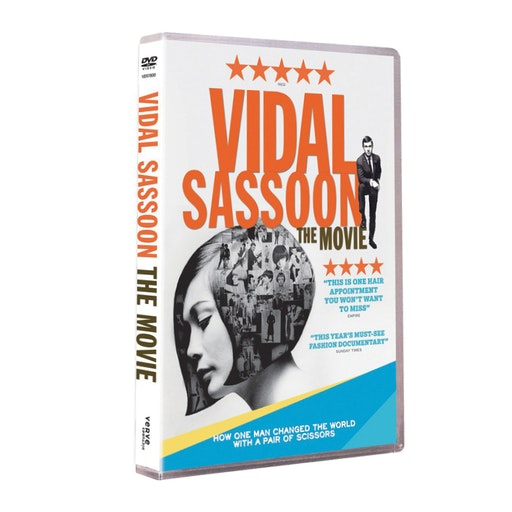Vidal Sassoon the Movie — $14.99