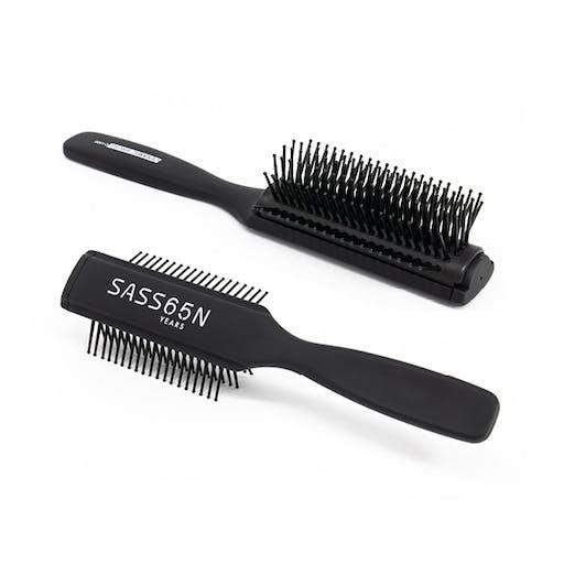 Vess 7 Row Ceramic Brush | Black — £21.00