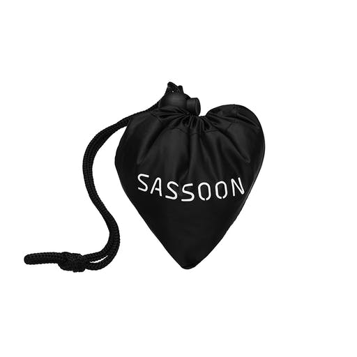 Sassoon Black Shopper  — £4.00