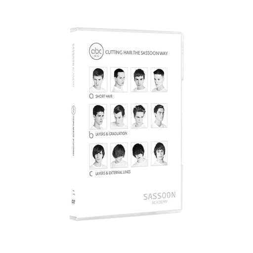abc MEN | Cutting Hair the Sassoon Way — £100.00