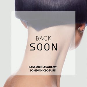 SASSOON ACADEMY CLOSURE