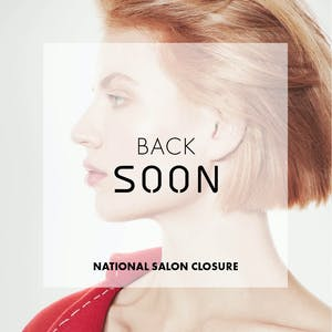 NATIONAL SALON CLOSURE