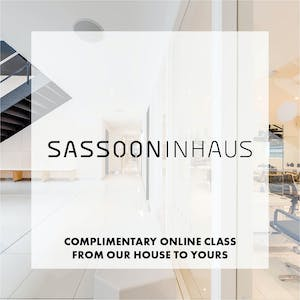 COMPLIMENTARY ONLINE CLASS FROM OUR HOUSE TO YOURS